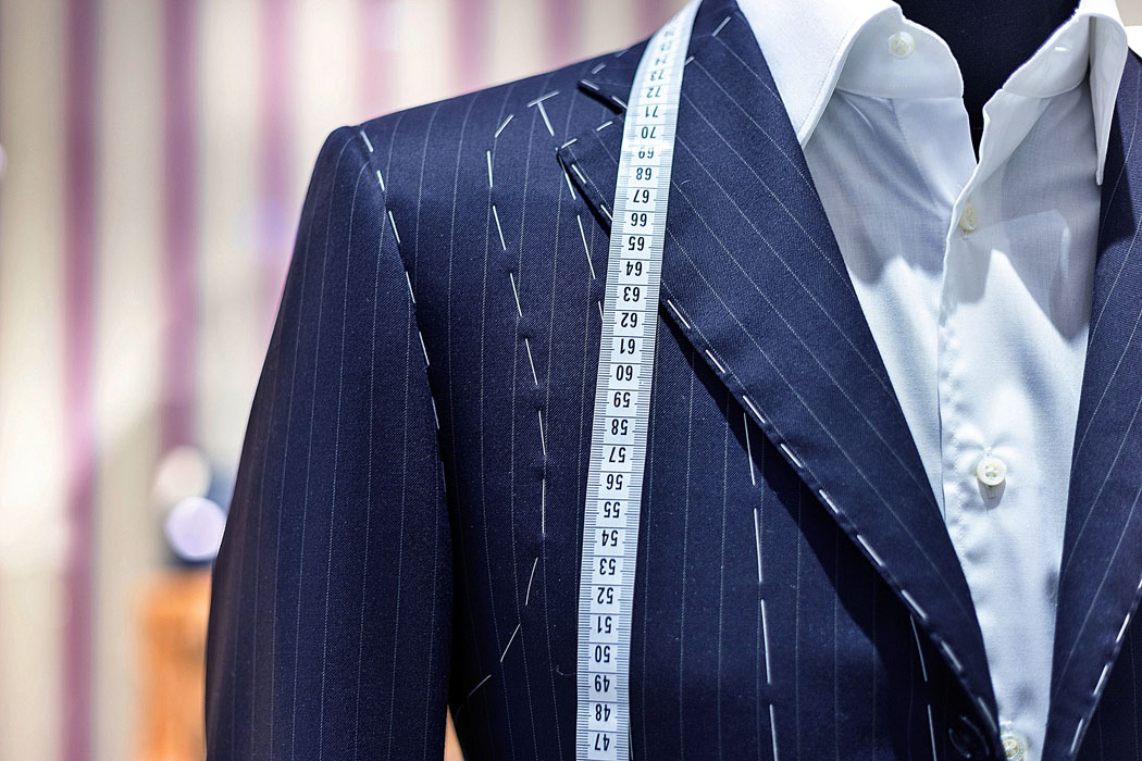 Advantages of Tailor Made Suits